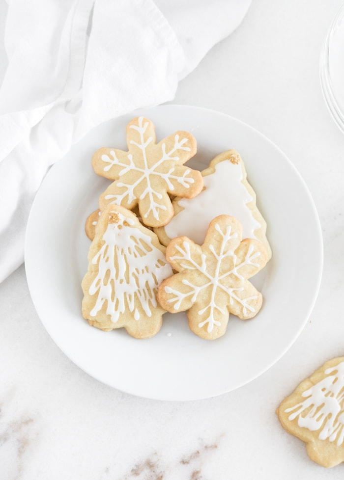 The Best Cutout Sugar Cookies With Icing