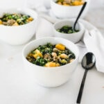 Sausage, Kale and Butternut Squash Soup