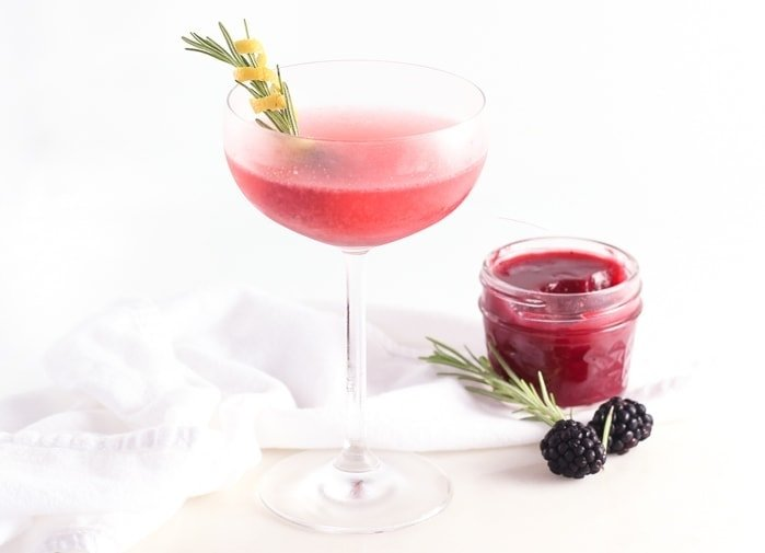 Marionberry Gin and Jam