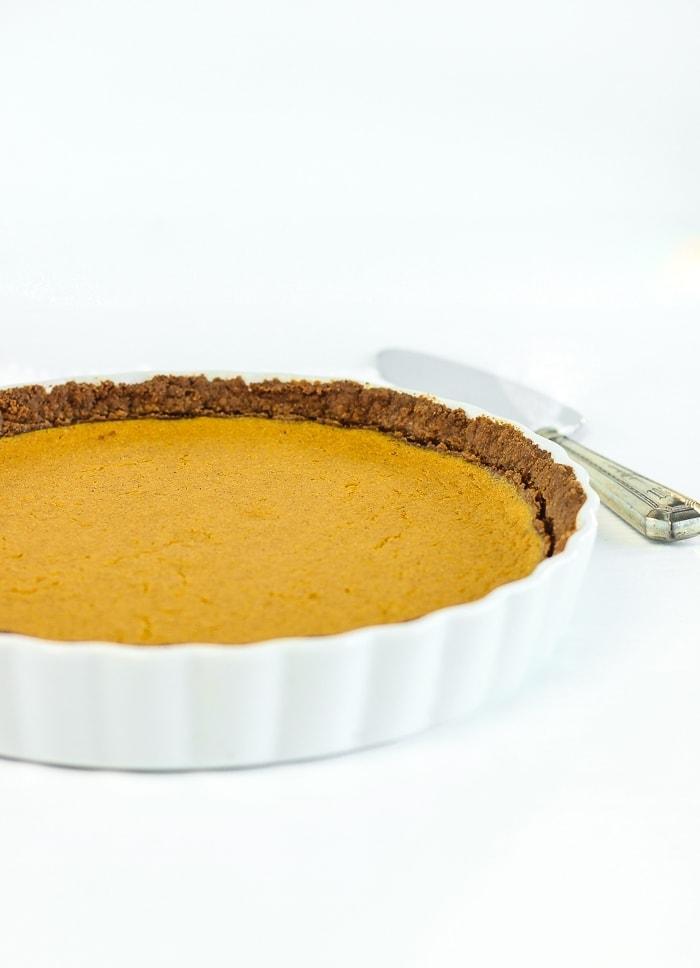 butternut squash tart