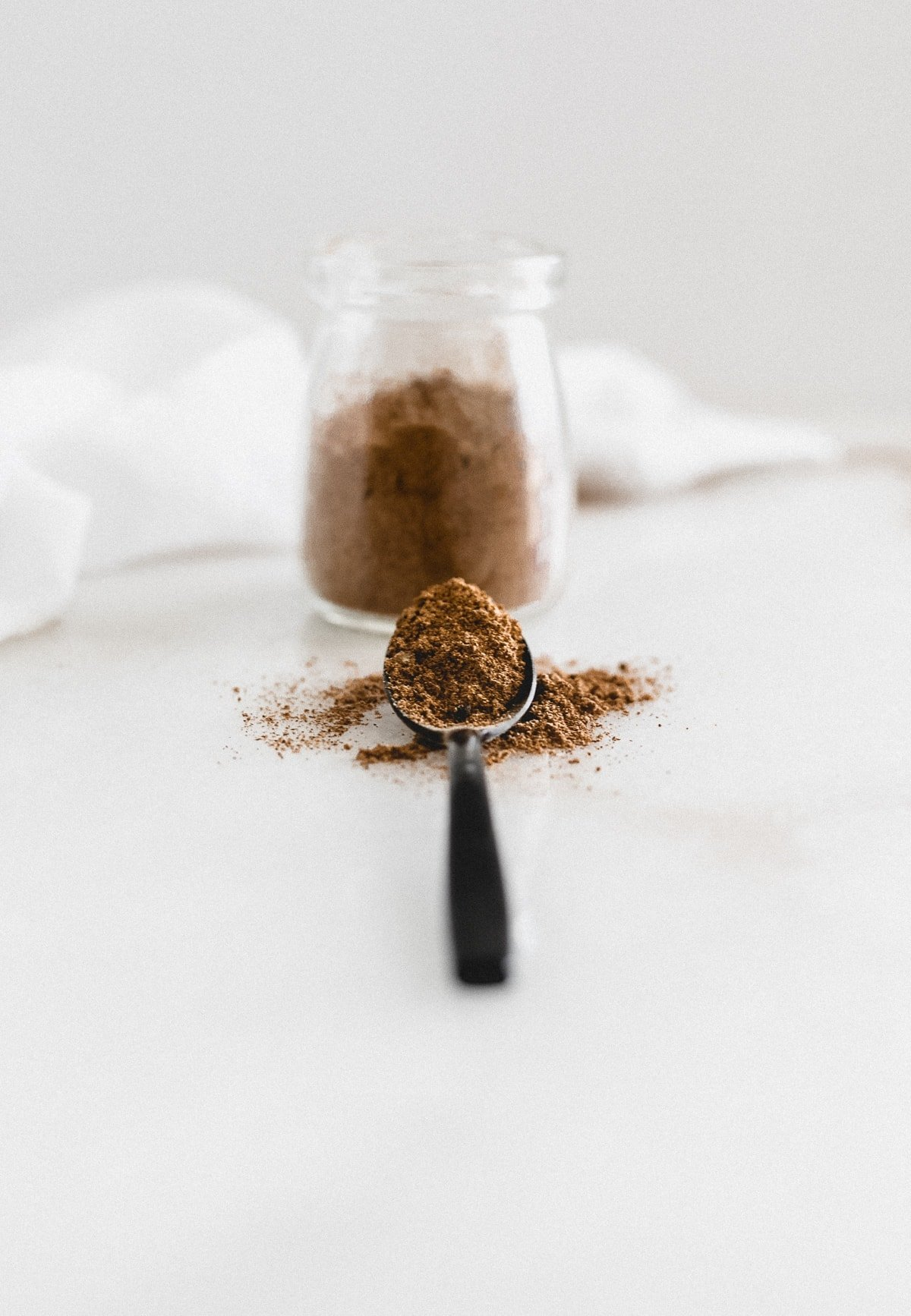 A simple recipe for a delicious chai spice blend that's perfect for tea, baking and other recipes!