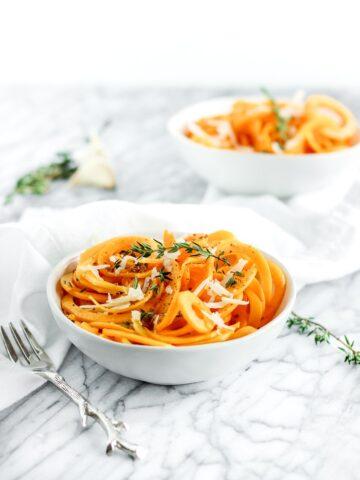 butternut squash noodles