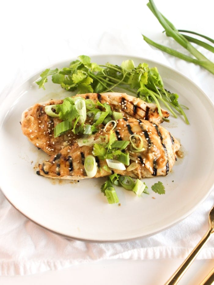 Miso Chicken is an easy and delicious dinner filled with umami flavor thanks to probiotic-filled miso.