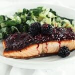 blackberry salmon