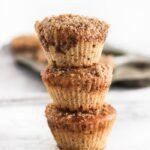 Healthier Buttermilk Spice Muffins