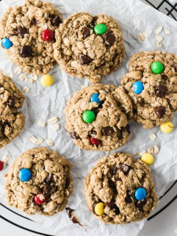 monster cookies with no corn syrup