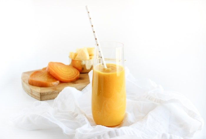 Pineapple Beet Turmeric Elixir