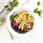 Healthy Migas Breakfast Bowl