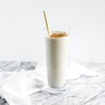 healthy gut vanilla chai smoothie