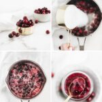 Reduced Sugar Cranberry Sauce
