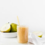 Slow Cooker Vanilla Bean Pear Butter