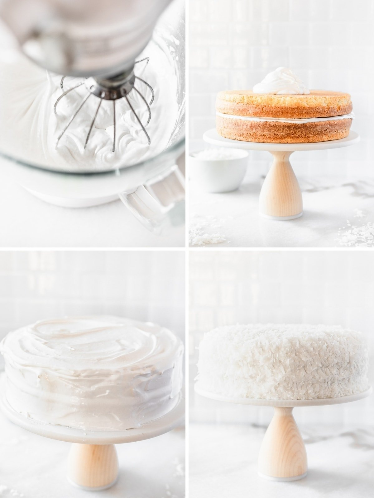 Grandpa S Favorite Coconut Cake With 7 Minute Frosting Lively Table