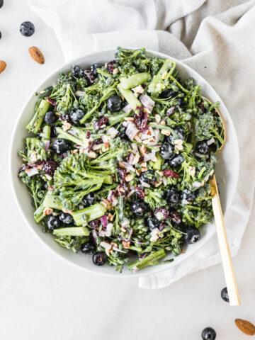 broccolini superfood salad