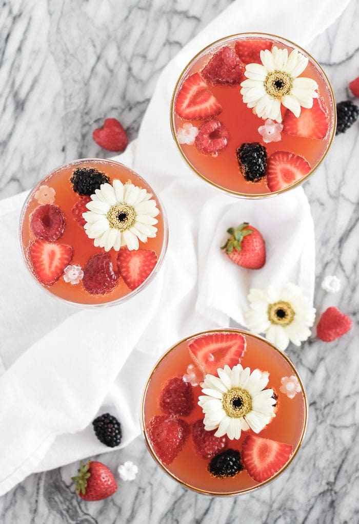 berry brunch punch