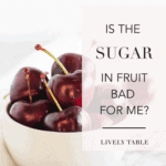Is the sugar in fruit bad for you? Before you swear off fruit because of it's sugar content, you need to read this.