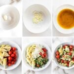 Marinated Tomato and Artichoke Salad
