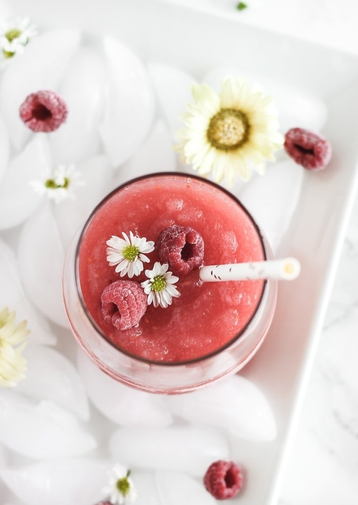 raspberry froze
