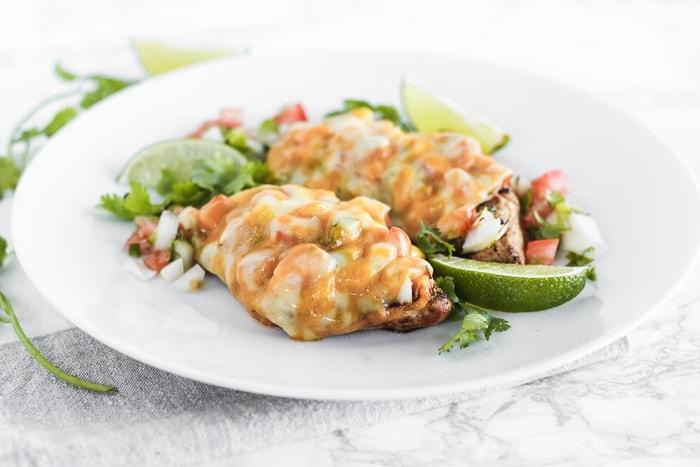 Easy Margarita Chicken Lively Table