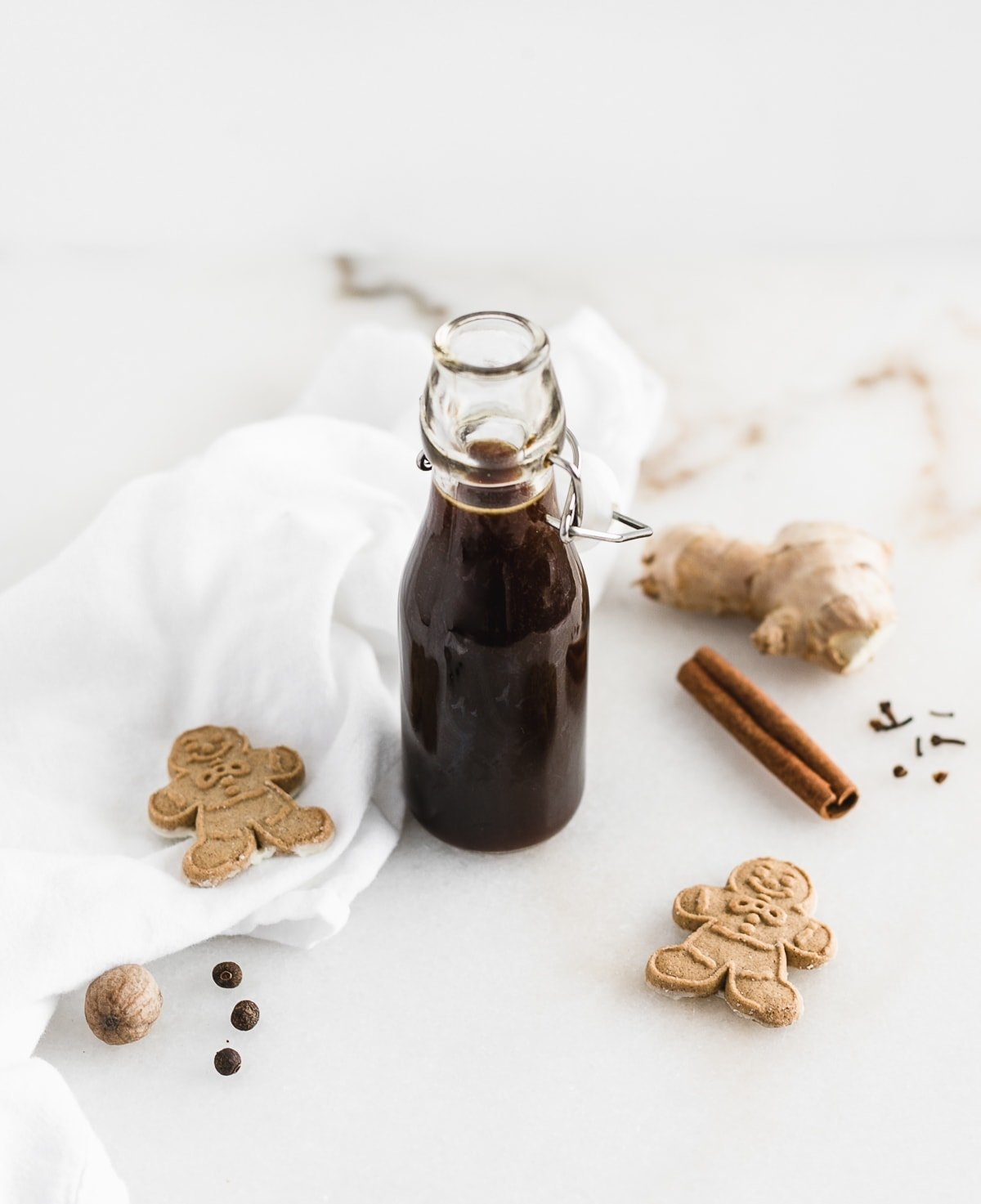 gingerbread syrup recipe