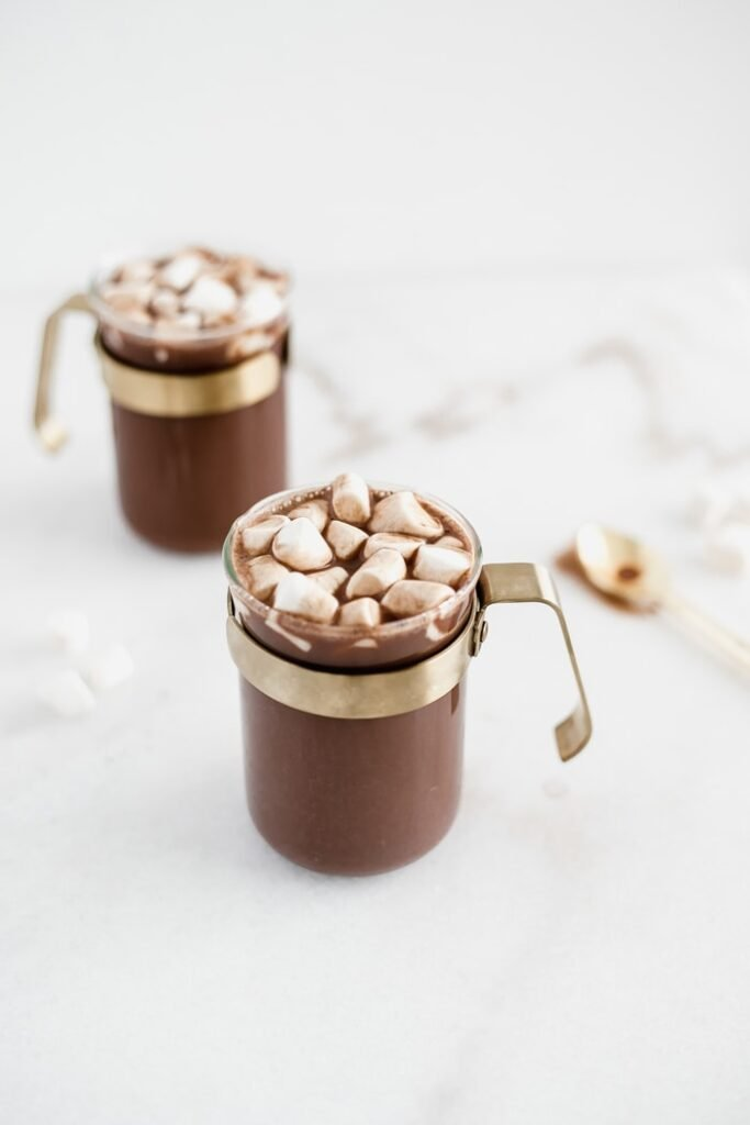 coconut hot cocoa