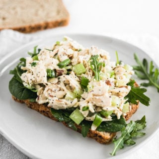 orange poppy seed chicken salad