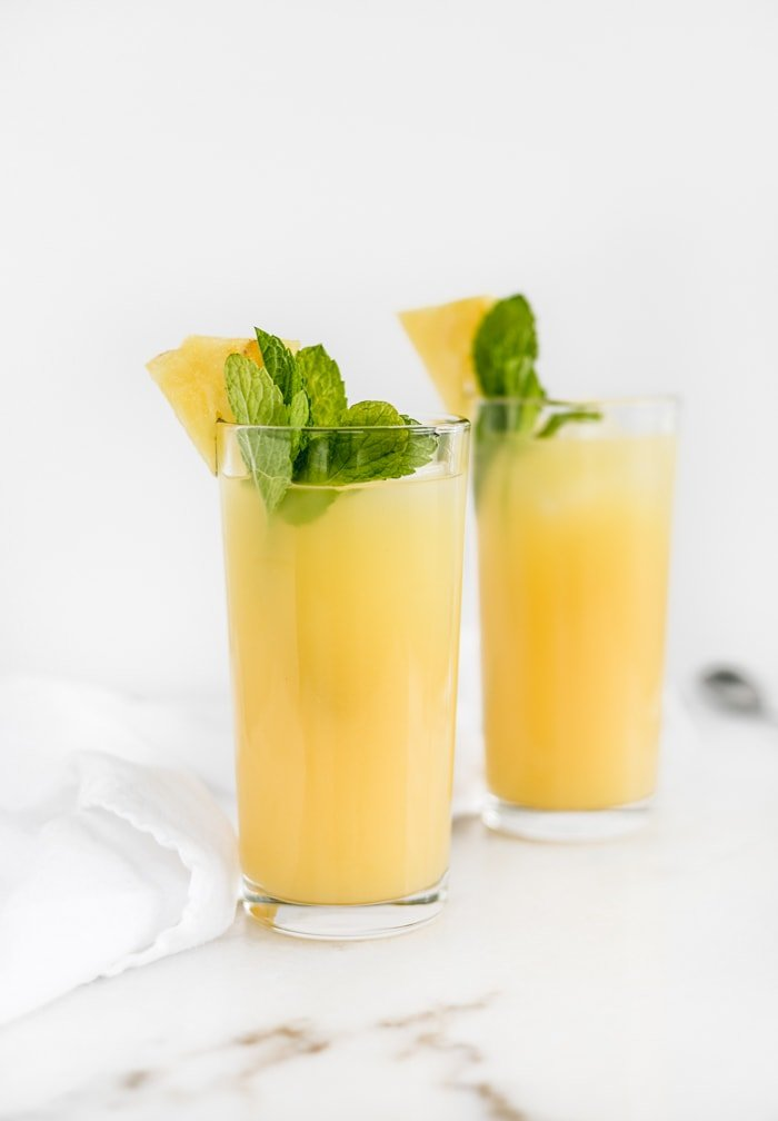 orange pineapple rum punch