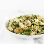 french style potato salad