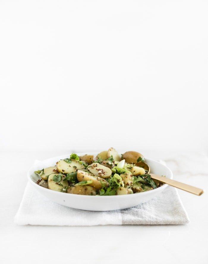 french style potato salad