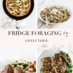 pinterest image for fridge foraging #7