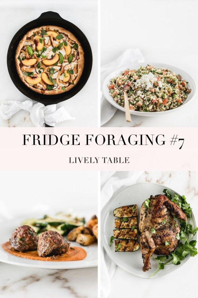 pinterest image for fridge foraging #7