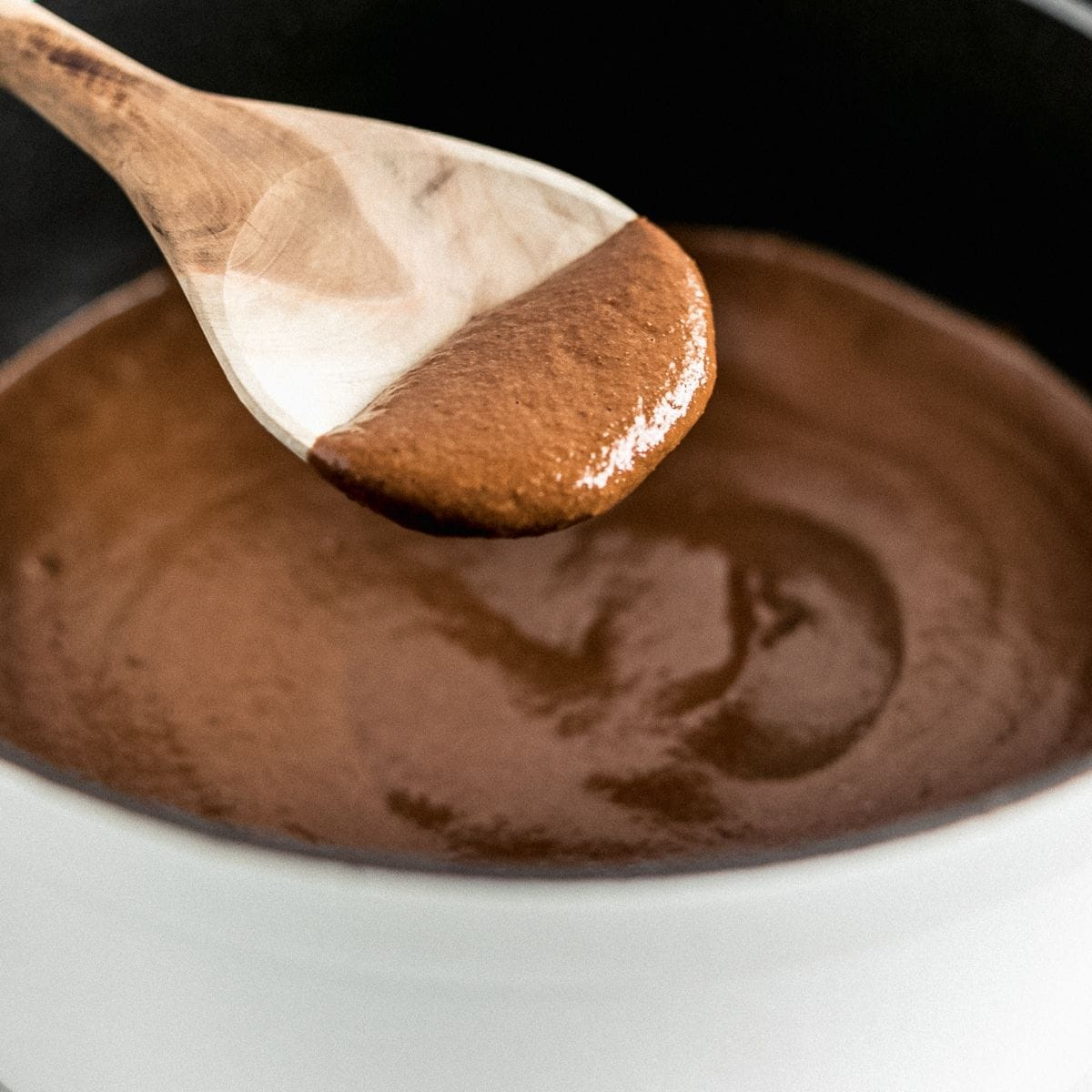 Homemade Walnut Mole Sauce Easier Mole Negro Lively Table