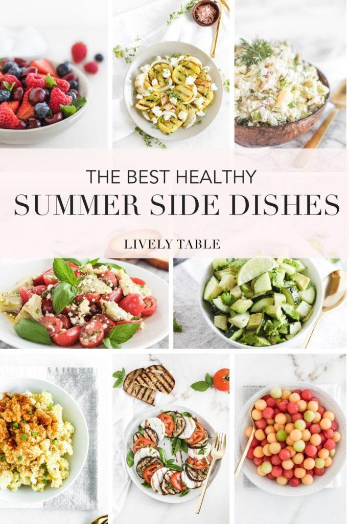 summer side dish pinterest image.