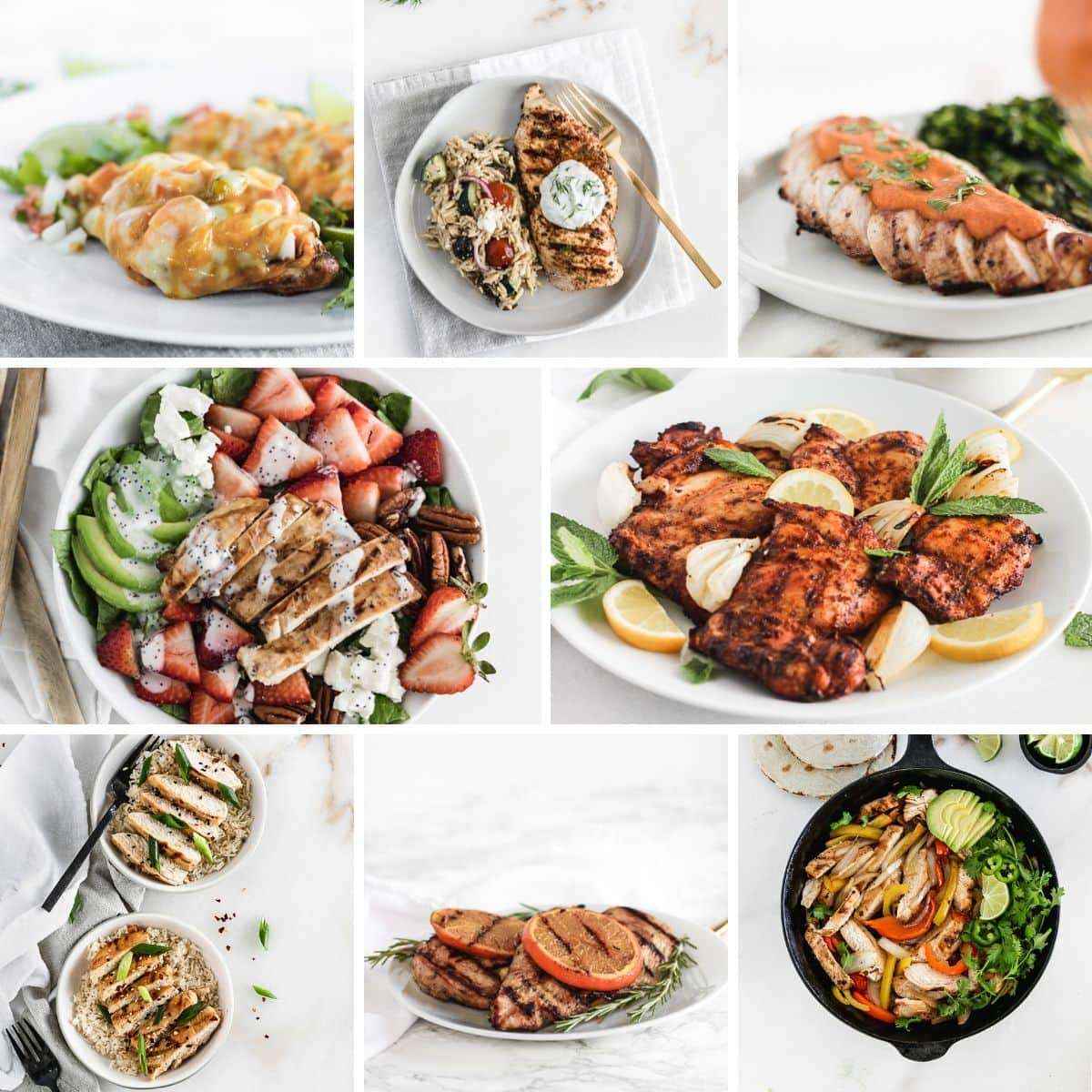 Healthy And Flavorful Grilled Chicken Recipes Lively Table